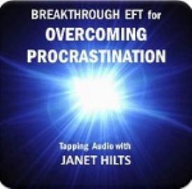 breakthrough eft to overcome procrastination