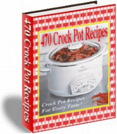 470 crockpot recipes