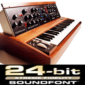 moog minimoog mini moog soundfonts soundfont reason 5 6 refill sf2 fl studio 10 fruity loop