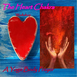 heart chakra workshop booking november