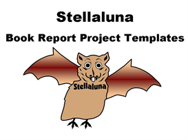 stellaluna book report project templates
