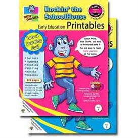 ready for kindergarten - printables v.1-v.2