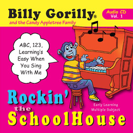 learning songs prek-gr1 vol. 1