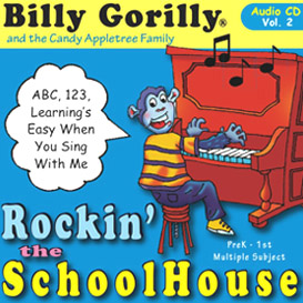 learning songs prek-gr1 vol. 2