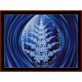 Fractal 322 cross stitch pattern by Cross Stitch Collectibles | Crafting | Cross-Stitch | Wall Hangings