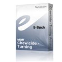 Chewicide - Turning Around Emotional Eating / Full-Spectrum Hyper Nutrition   Audio Books   Health and Well Being