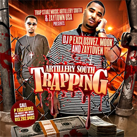 mook - artillery south trapping