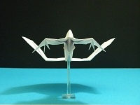 origami starship dragon tutorial video