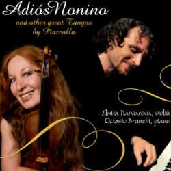 Adios Nonino and Other Great Tangos by Astor Piazzolla [CD -Quality FLAC Download] | Music | World