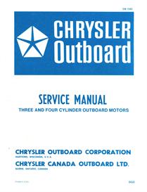 Chrysler Outboard service manual 70 - 75 - 85 - 90 - 105 120 - 130 -  135 - 150 HP | eBooks | Automotive