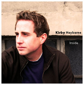 kirby heyborne - inside album - digital download