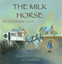 the milk horse