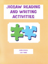 jigsaw reading & writing activities