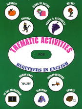 Thematic Activities for Beginners in English | eBooks | Education