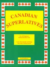 Canadian Superlatives | eBooks | Education