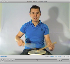 learn to play the scottish snare drum - video series 1