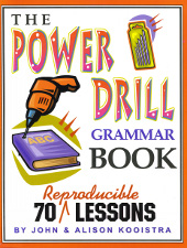 The Power Drill Grammar Book | eBooks | Education
