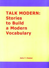 Talk Modern: Stories to Build a Modern Vocabulary | eBooks | Education