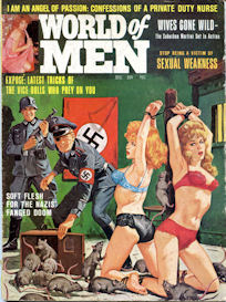 world of men magazine, december 1964 - complete issue