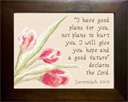 I Will Give You Hope | Crafting | Cross-Stitch | Religious