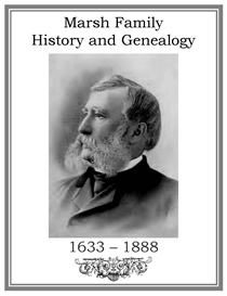 marsh family history and genealogy
