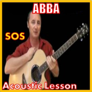 learn how to play sos by abba