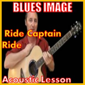 Learn to play Ride Captain Ride by Blues Image | Movies and Videos | Educational