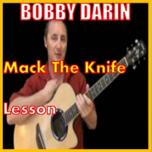 Learn to play Mack The Knife by Bobby Darin | Movies and Videos | Educational