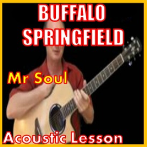 learn to play mr soul by buffalo springfield