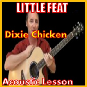learn to play dixie chicken by little feat