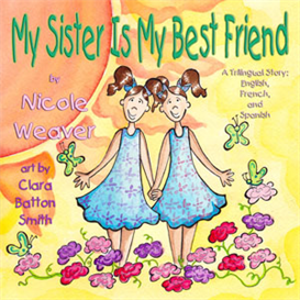 My Sister is My Best Friend: A Trilingual Story   eBooks   Children's eBooks