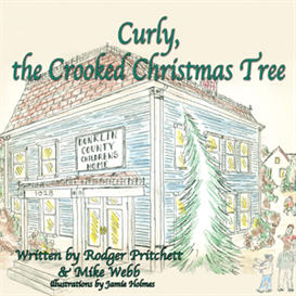 curley the crooked christmas tree- mp3