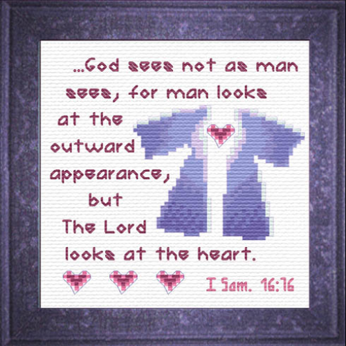 First Additional product image for - Lord Sees Heart