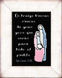 gran gozo - san lucas 2:10b - diseno