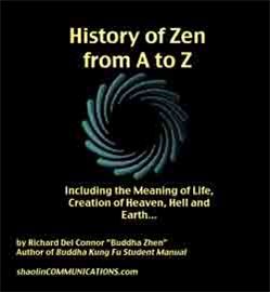 history of zen from a to z