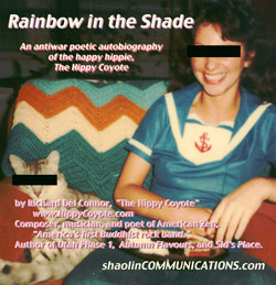 rainbow in the shade poetry book