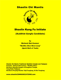 shaolin kung fu initiate - buddhist gongfu candidate