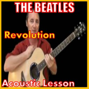 learn to play revolution by the beatles