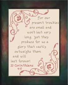 Glory Forever | Crafting | Cross-Stitch | Religious