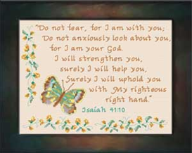 Do Not Fear | Crafting | Cross-Stitch | Other