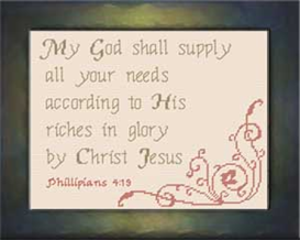 god shall supply