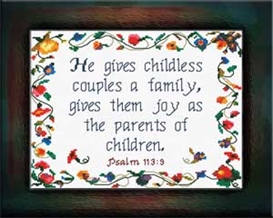 Joy as Parents | Crafting | Cross-Stitch | Other