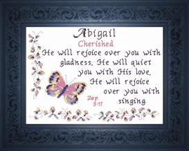 name blessing - abigail 3