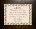 Name Blessings - Alana   Crafting   Cross-Stitch   Religious