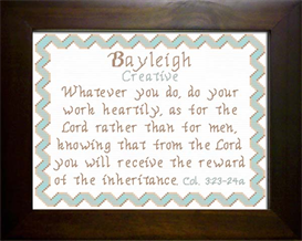 name blessing - bayleigh