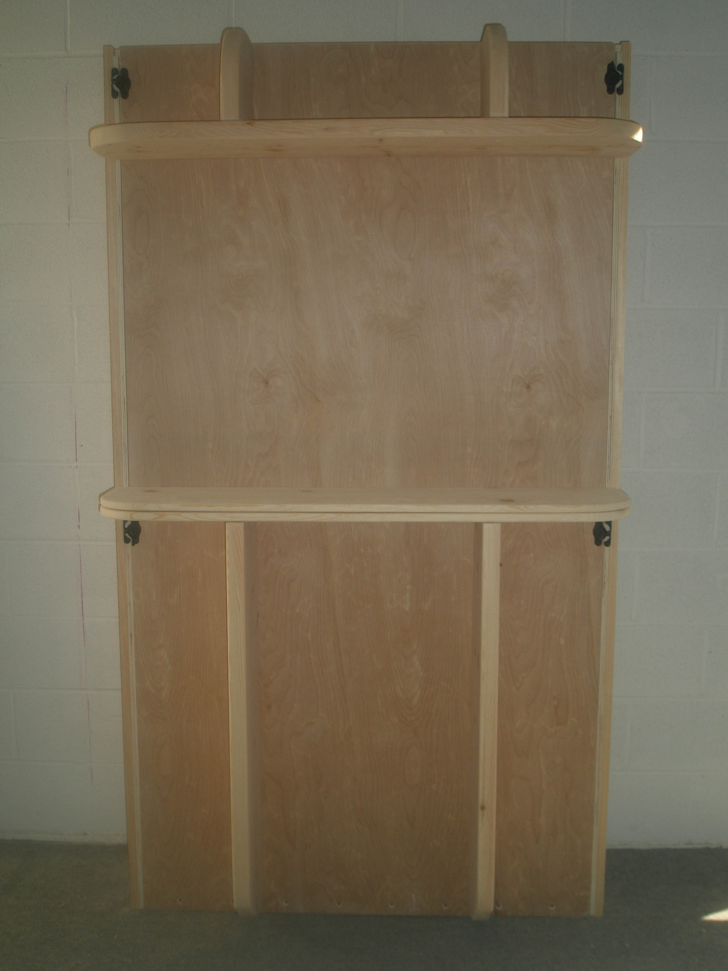 DIY Vertical Twin Lori Wall Bed | Documents and Forms ...