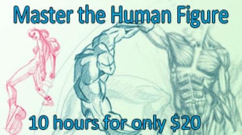 First Additional product image for - Discover the 7 Secrets of Figure Drawing