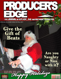 Issue 09 Holidaze FALL 2011 | Music | Rap and Hip-Hop