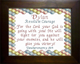 name blessing - dylan 2