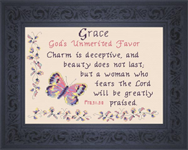 name blessing - grace